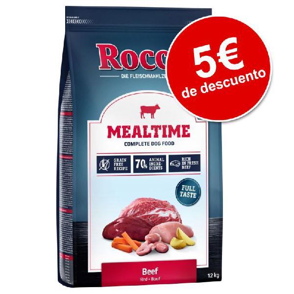 Rocco mealtime 12 kg pienso para perros ¡a precio especial!