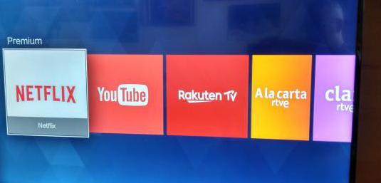 Televisor led smart tv 43 hisense h43m3000