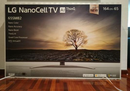Tv lg 55'' led 4k 55uj65 (necesita panel)