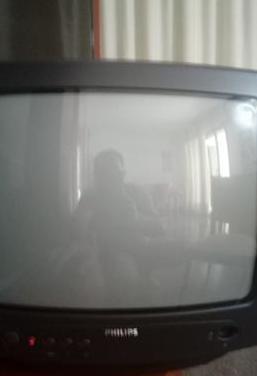 Television de 14 pulgadas philips
