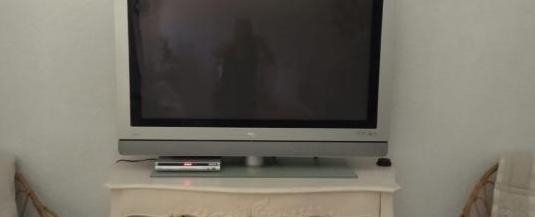 "Televisor philips 42"" grande"