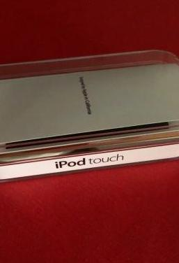 Ipod touch ultima version