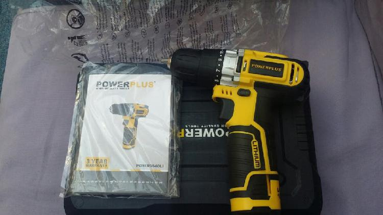 Atornillador 10.8 v litio powerplus