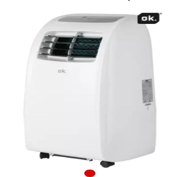 Aire acondicionado portátil ok oac 2111 es