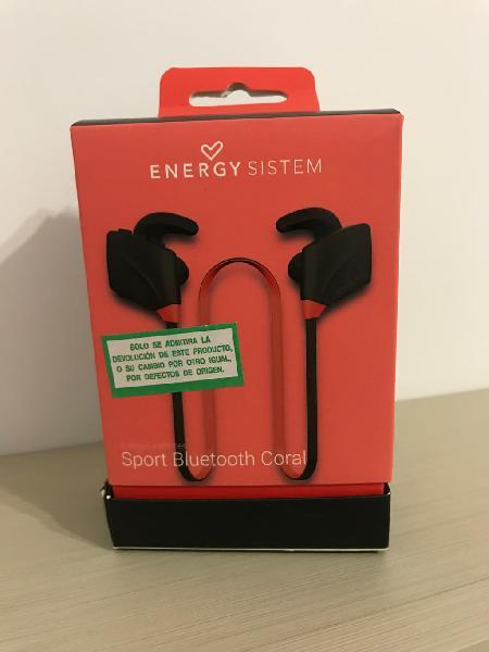 Auriculares bluetooth deporte. energy sistem