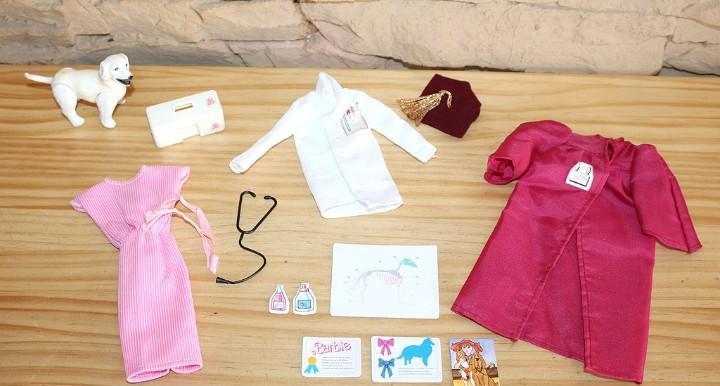 Barbie congost - complementos de moda - equipo de