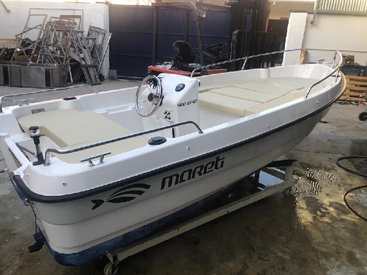 Barco mareti 420 open (año 2019)