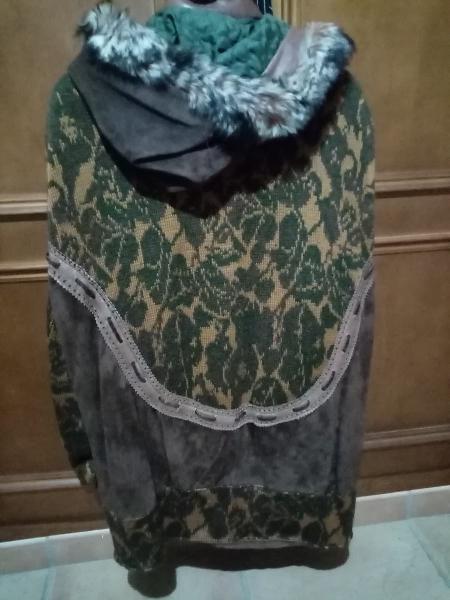 Chaqueton-abrigo