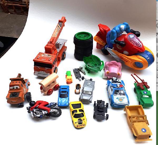 Coches de juguete gran lote