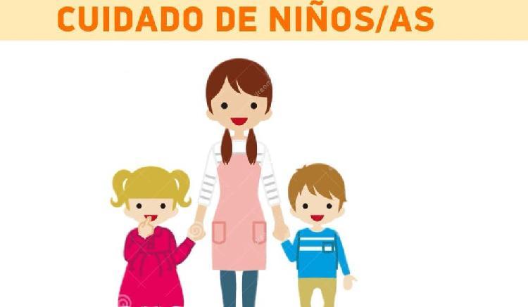 Cuidado de niñ@s y servicio domestico