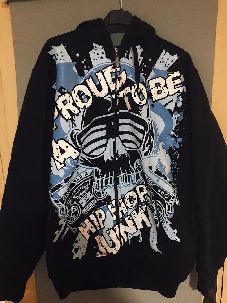Chaqueta/abrigo townz hip hop