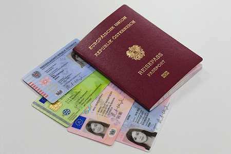 Compre pasaporte real registrado en línea