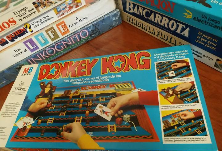 Donkey kong nunca usado mb