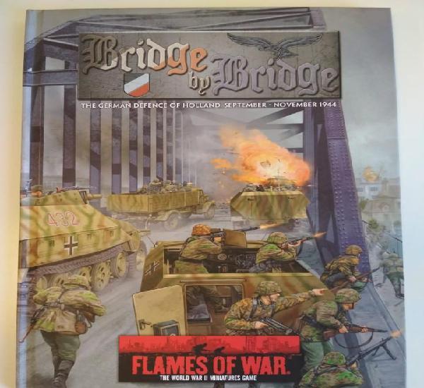 Flames of war: bridge by bridge
