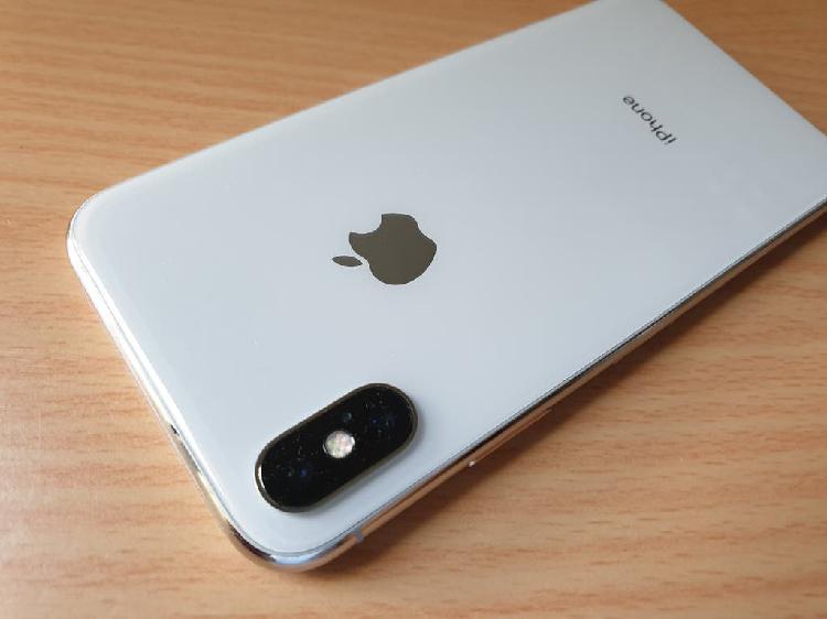 Iphon x de 64gb silver original de apple libre per