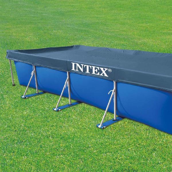 Intex 28039 - cobertor piscina rect. 4,6 x 2,26m