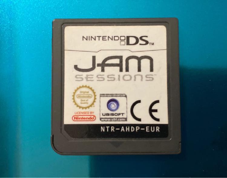 Jam sessions nintendo ds
