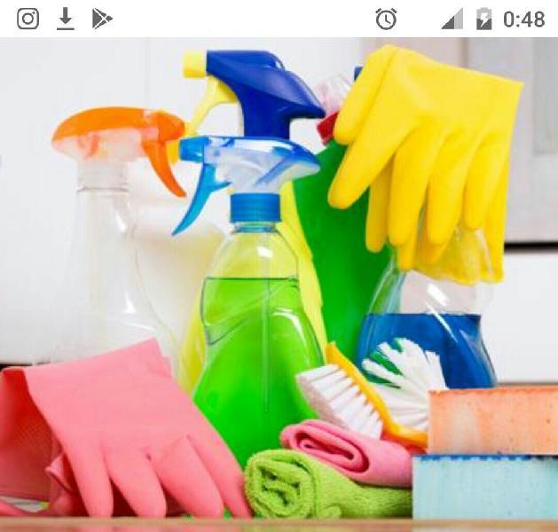 Limpieza y/o cuidados persona mayor