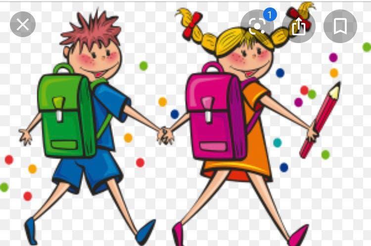 Llevar y recoger de niños al colegio
