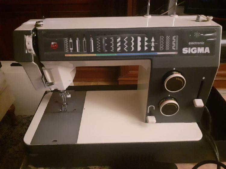 Maquina Coser Sigma Pedal Ofertas Marzo Clasf