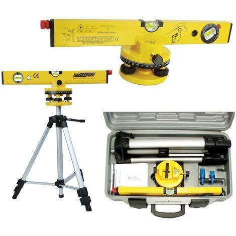 Nivel laser bruder mannesmann 81125