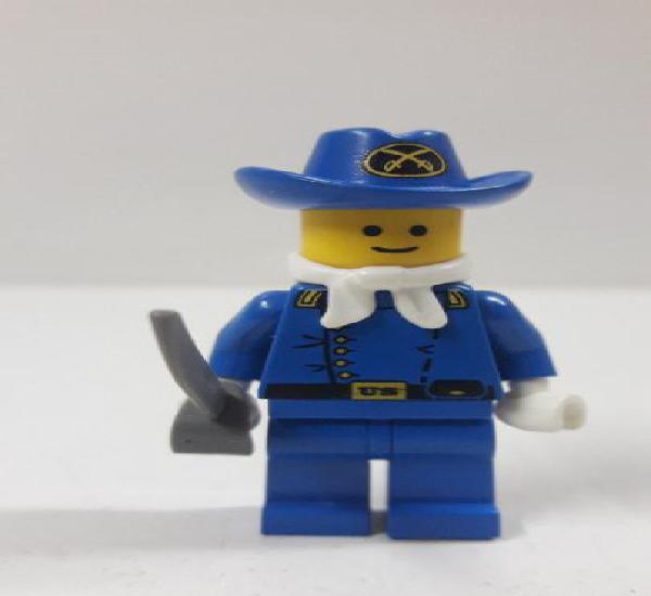 Oficial federal - septimo de caballeria. original de lego