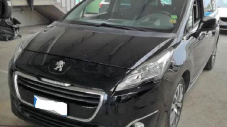 Peugeot 5008 2.0hdi allure aut. 160