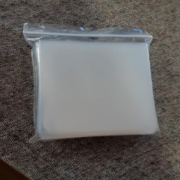 Pack 100 fundas cartas