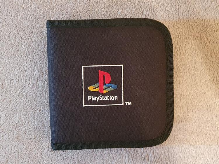 Pack 6 juegos ps1 con portacds original sony