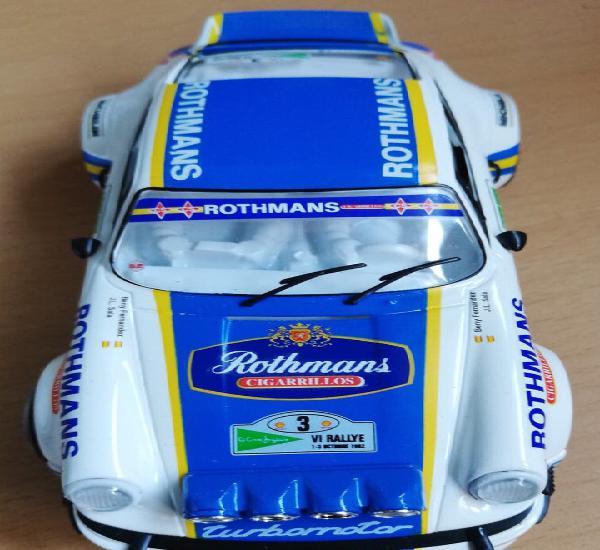 Porsche 911 fly ref.88153 preparado para competición