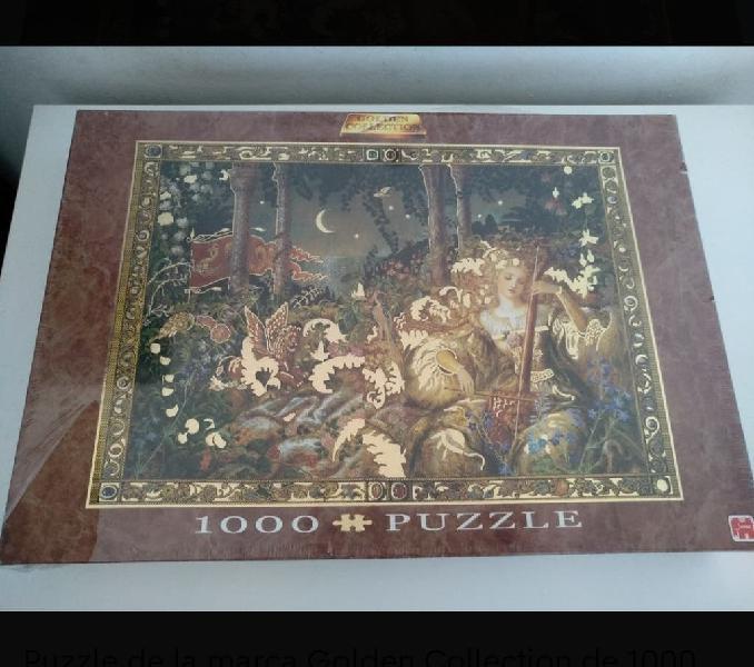 Puzzle golden collection nuevo