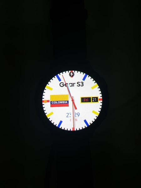 Samsung galaxy watch active gear s3
