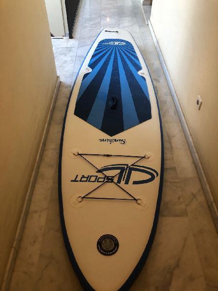 Tabla paddle surf hinchable modelo sunshine