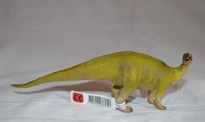 Tenontosaurus. figura collecta. 2009. romanjuguetesymas.