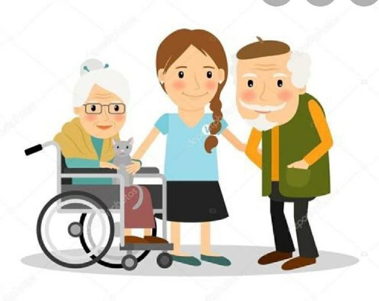 Cuidado de personas dependientes/labores del hogar