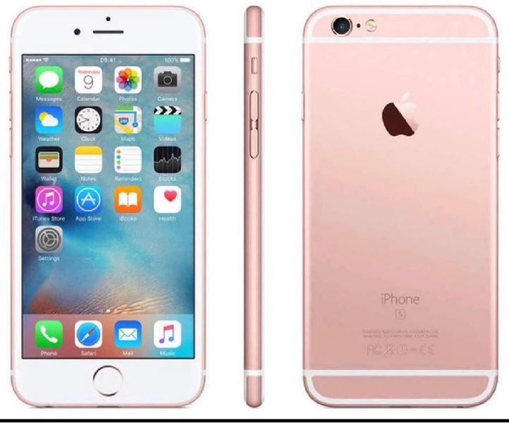 Iphone 6s rosa 16 gb