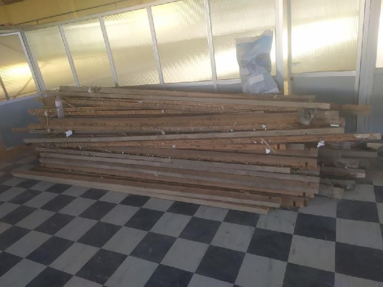 Liston de madera de mas de 3metros
