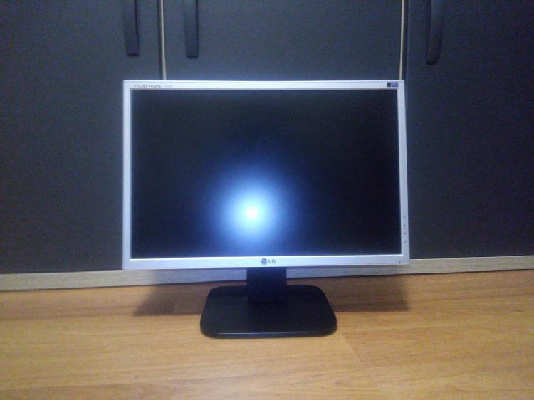 Monitor lg flatron l192ws como nuevo