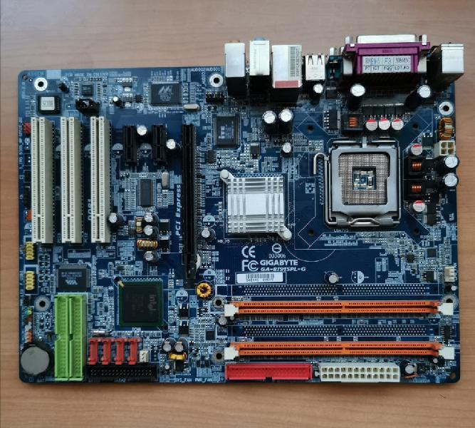 Placa base gigabyte ga-81915pl-g socket lga 775