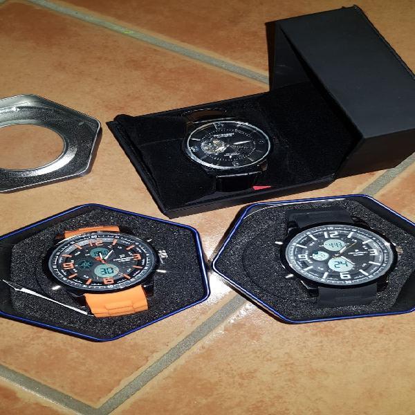Relojes de alta gama