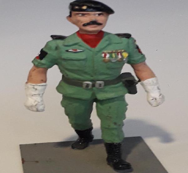 Soldado plomo legion española
