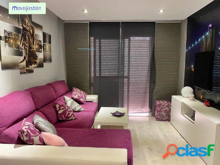 Estupendo piso reformado en venta en la vega