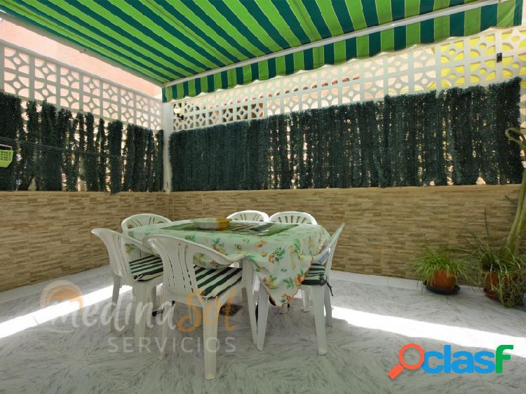 Chalet adosado 3 dormitorios y 3 terrazas cerca de la playa 2