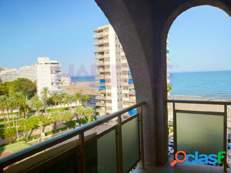 Disfrute del mar en un apartamento en perfecto estado