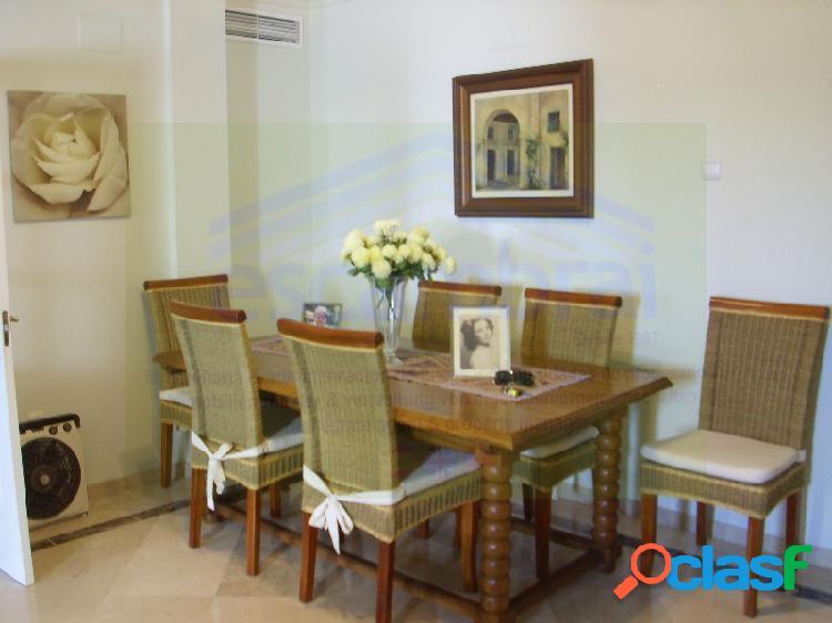 Apartamento 3 habitaciones venta manilva
