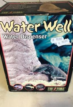 Bebedero water well exo terra