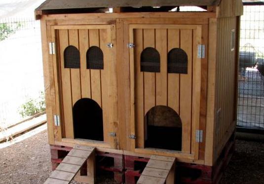 Casa de madera multi-uso