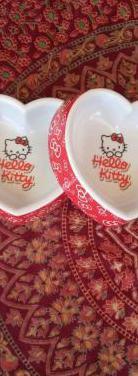Comederos para mascotas de hello kitty