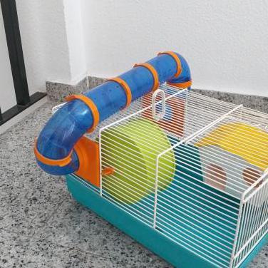 Jaula para ratones y hámster