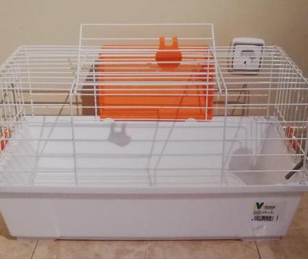 Jaula roedor más accesorios